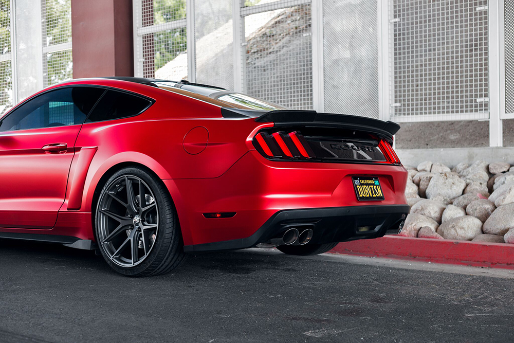 305Forged FT 101 Wheels Ford Mustang S550