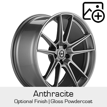 HRE Standard Finish Anthracite