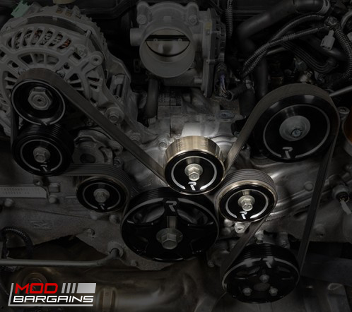 Raceseng Revo Idlers Location for 2013+ Scion FRS/Subaru BRZ