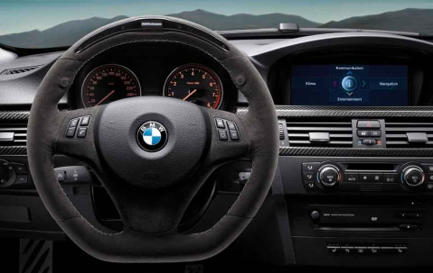 BMW Performance Electronic Steering Wheel - Manual/Auto