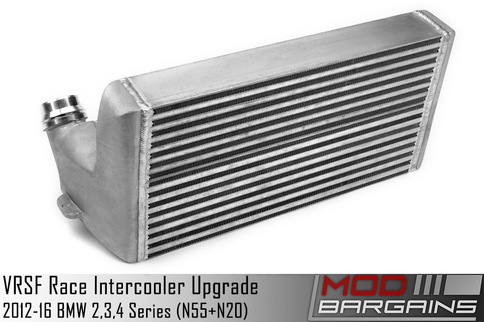 VRSF Race Front Mount Intercooler F30-FMIC-RACE