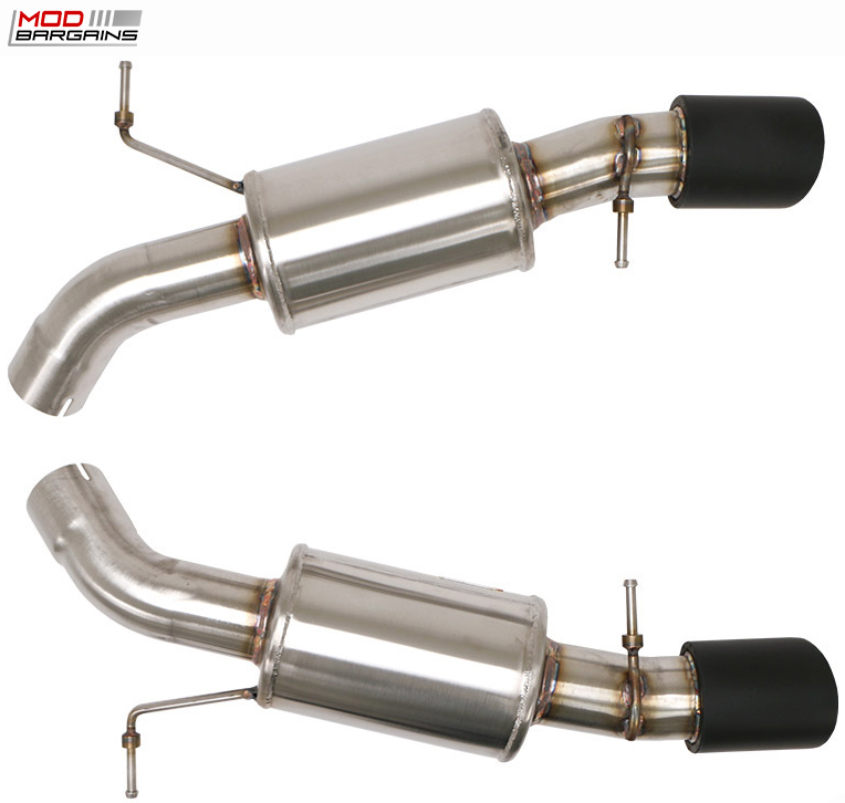 Billy Boat Sport Mufflers for BMW 335i E90/E92/E93