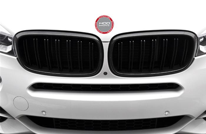 Bmw Carbon Fiber Grille For X5 F15 X5m F85 X6 F16