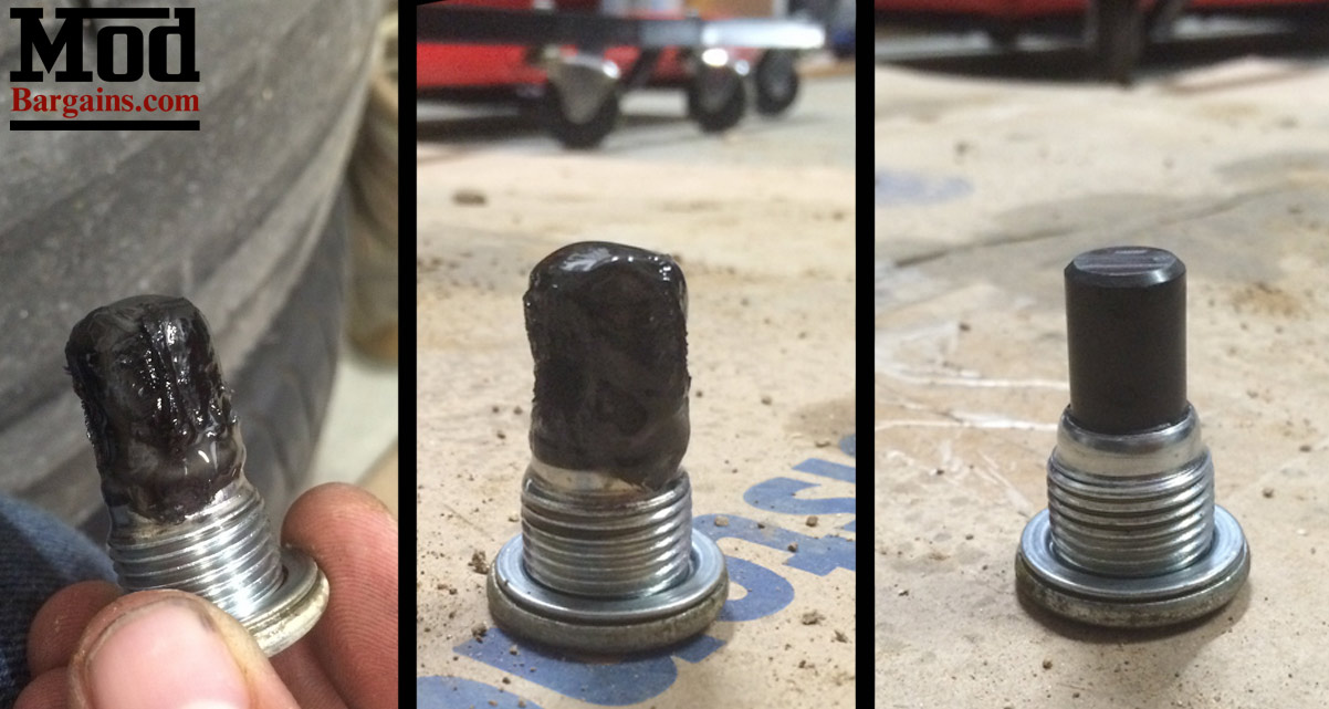 transmission drain plug from frs and brz transmission during oil change