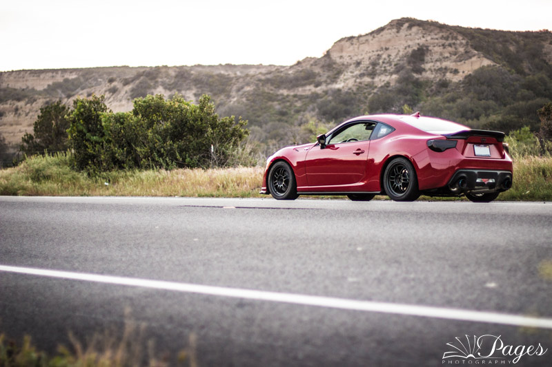 Scion FRS with black rpf1 17x8 +45 Pages Photography