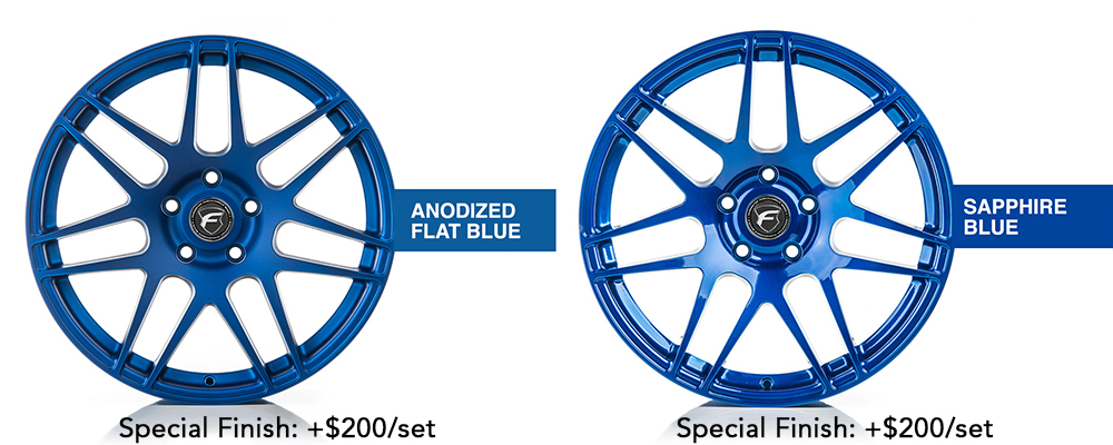 Forgestar Wheel Color Options Modbargains