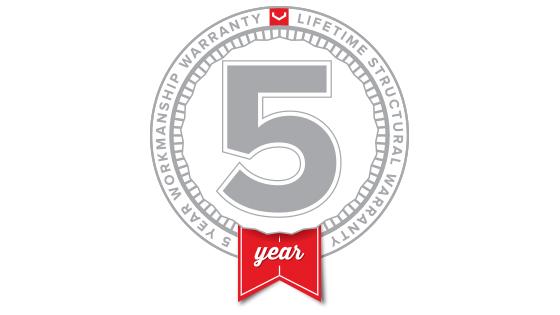 Vossen Wheels 5 Year Workmanship and Limited Lifetime Warranty