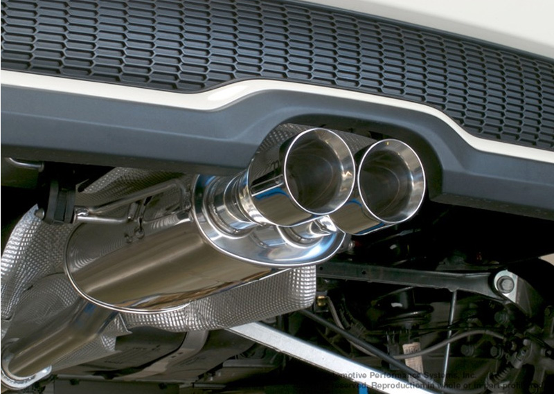 Neuspeed Cat-back Exhaust for Mini @ ModBargains.com