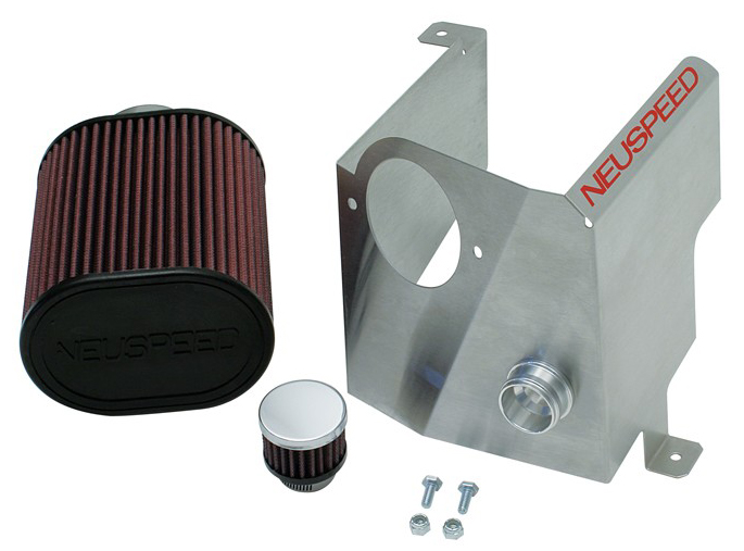 Neuspeed P-Flo Air Intake for VW IV Golf & Jetta @ ModBargains.com