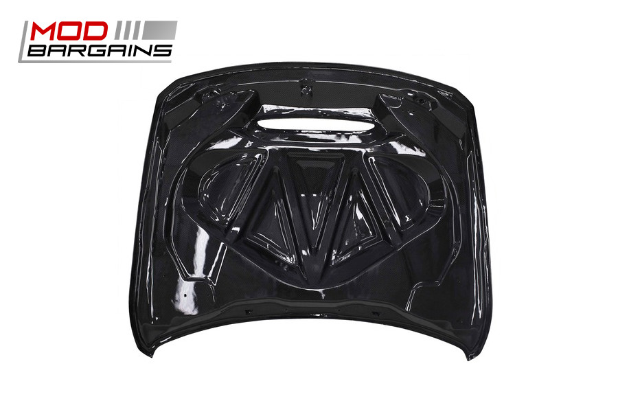 2M Autowerks Carbon Fiber FRP GTS Style Hood With Vent BMW F80 F82 F83 M3 M4