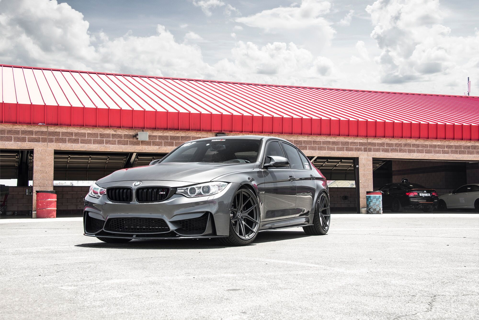 305Forged FT 101 Wheels BMW M3 F80
