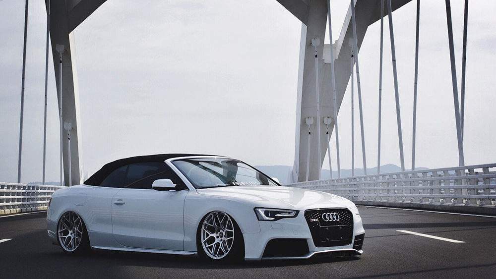 305Forged FT 102 Wheels Audi