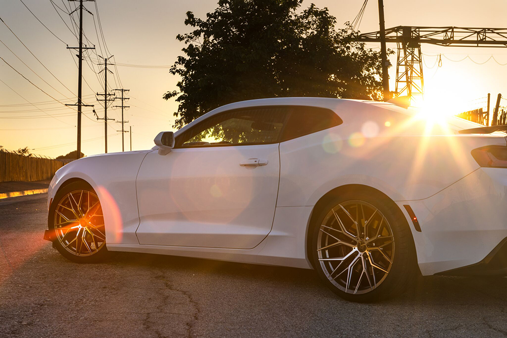 305Forged FT 107 Wheels Camaro