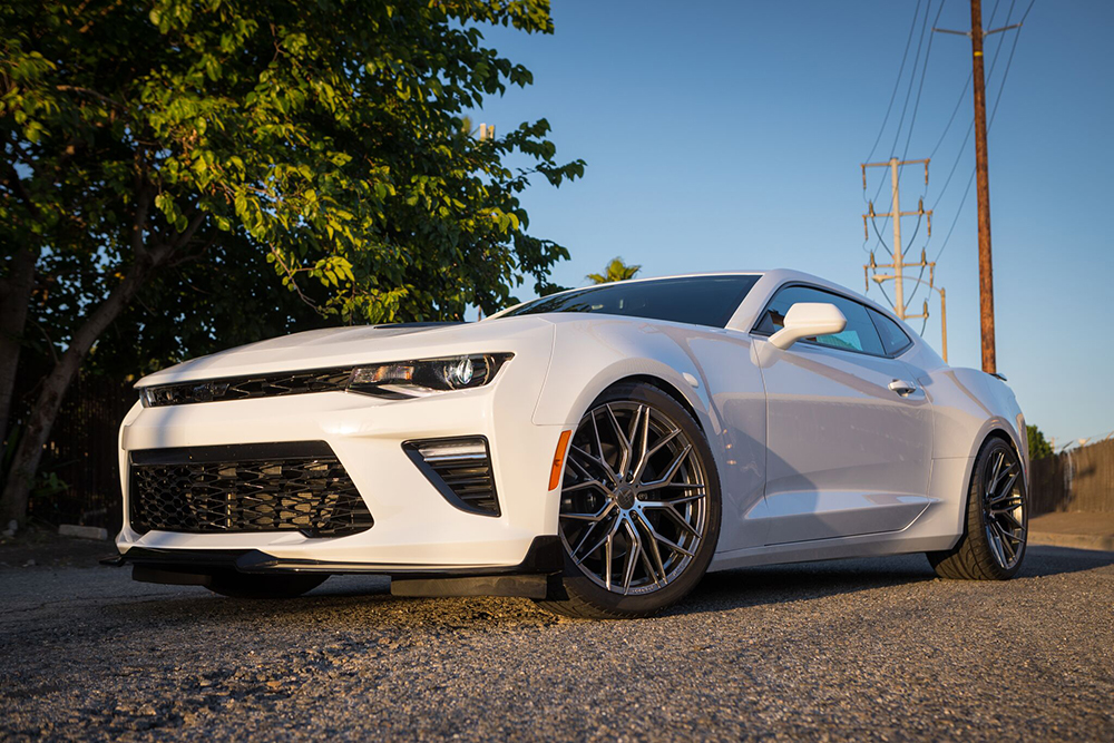 305Forged FT 107 Wheels Chevy Camaro