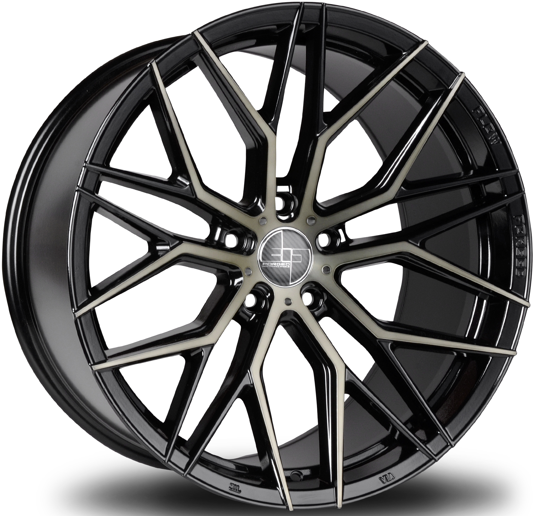 305Forged FT 107 Wheels for Lexus