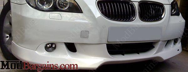 ACS Style Front Lip BMW 5 Series @ ModBargains.com