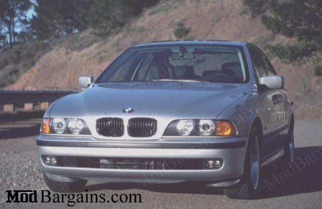 Get BMW E39 M5 Front Bumper Style @ ModBargains.com