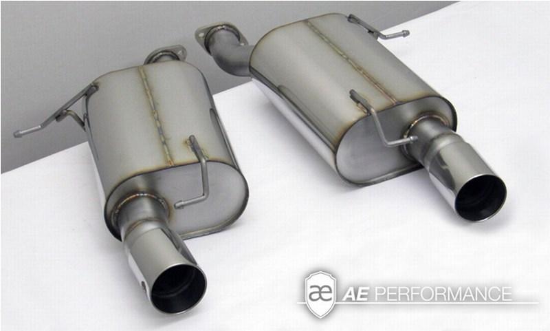 AE Performance 335i/xi Exhaust System E90/E92