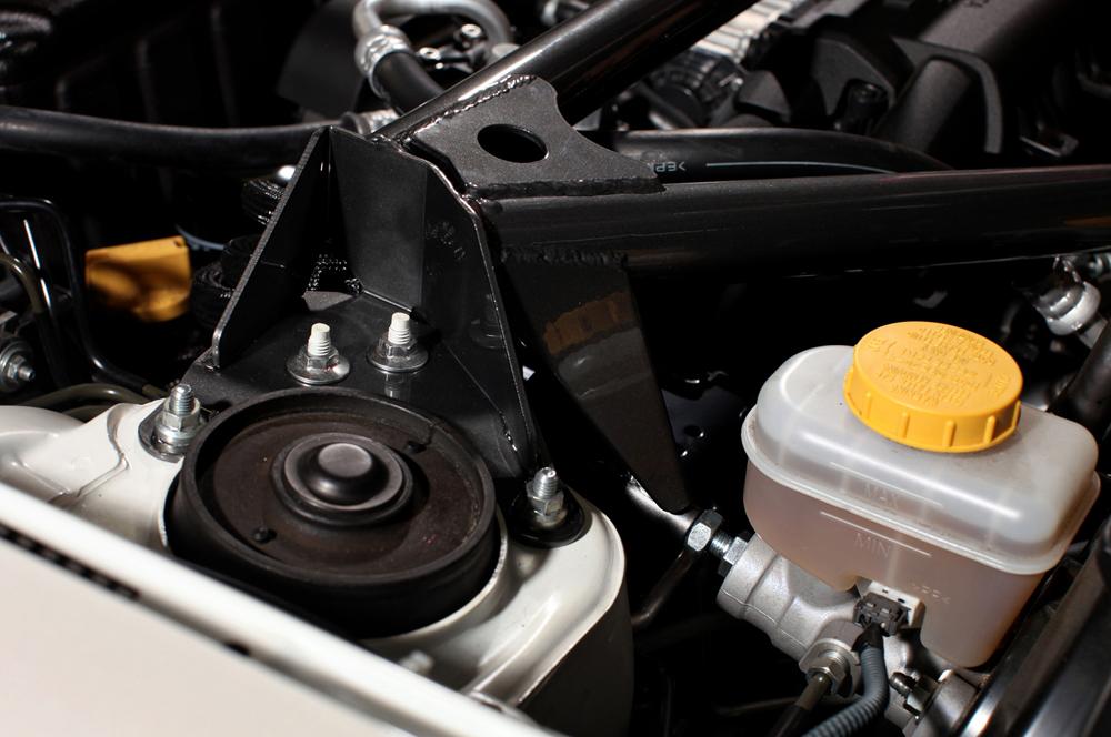 AEM Front Strut Bar's Braket for the Brake Master Cylinder