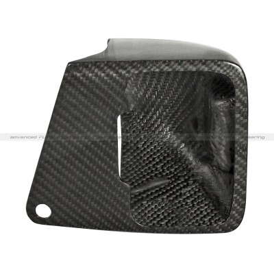 afe intake scoop carbon fiber bmw f30 4