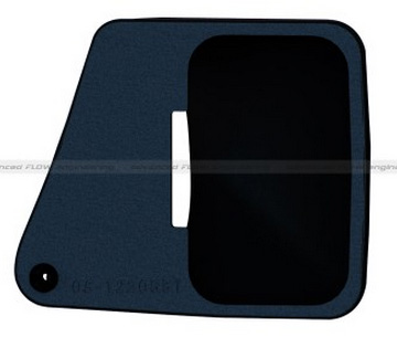 Rotomolded aFe Power Air Scoop at ModBargains.com