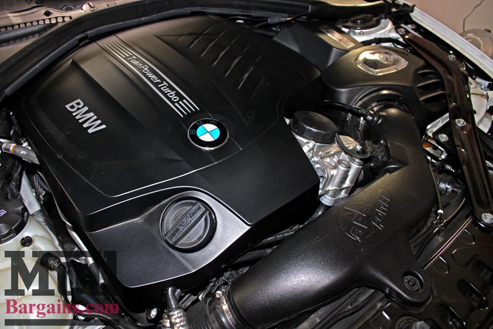 AFE Power Momentum Sealed Intake System for 2012-2014 BMW M235i, 335i, 435i