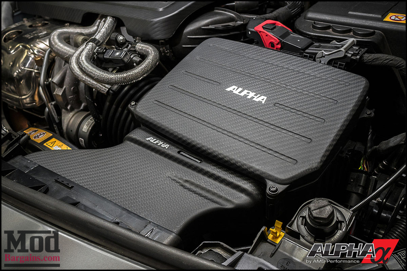 AMS Performance Carbon Fiber Intake for 2014+ Mercedes CLA45 AMG [C117]