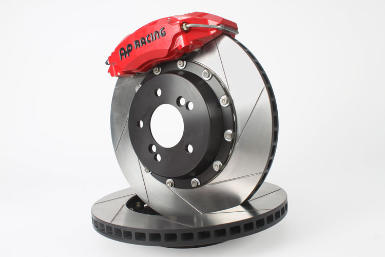 AP Racing Big Brake Kit Red