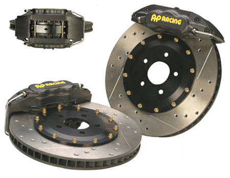 AP Racing Big Brake Kit E46