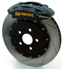 AP Racing Brake Disc Curved Vanes