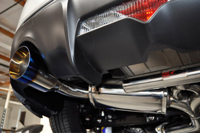 Ark Exhaust for scion frs and subaru brz