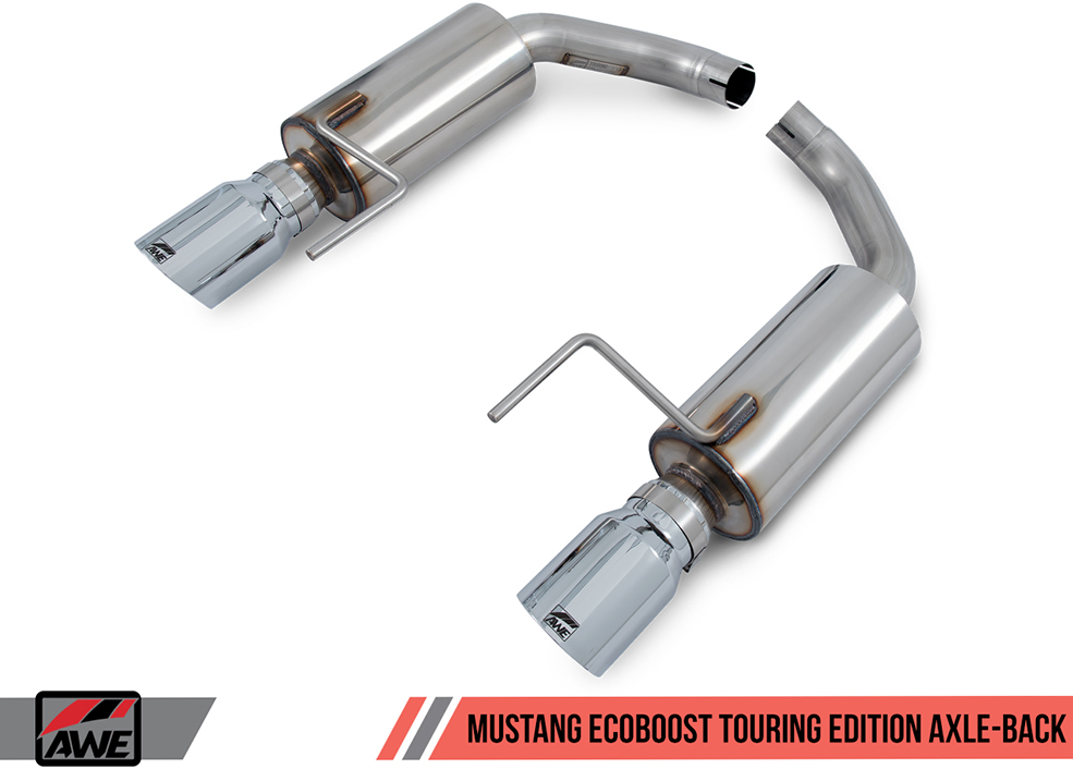 AWE Tuning Touring Axle-Back Exhaust