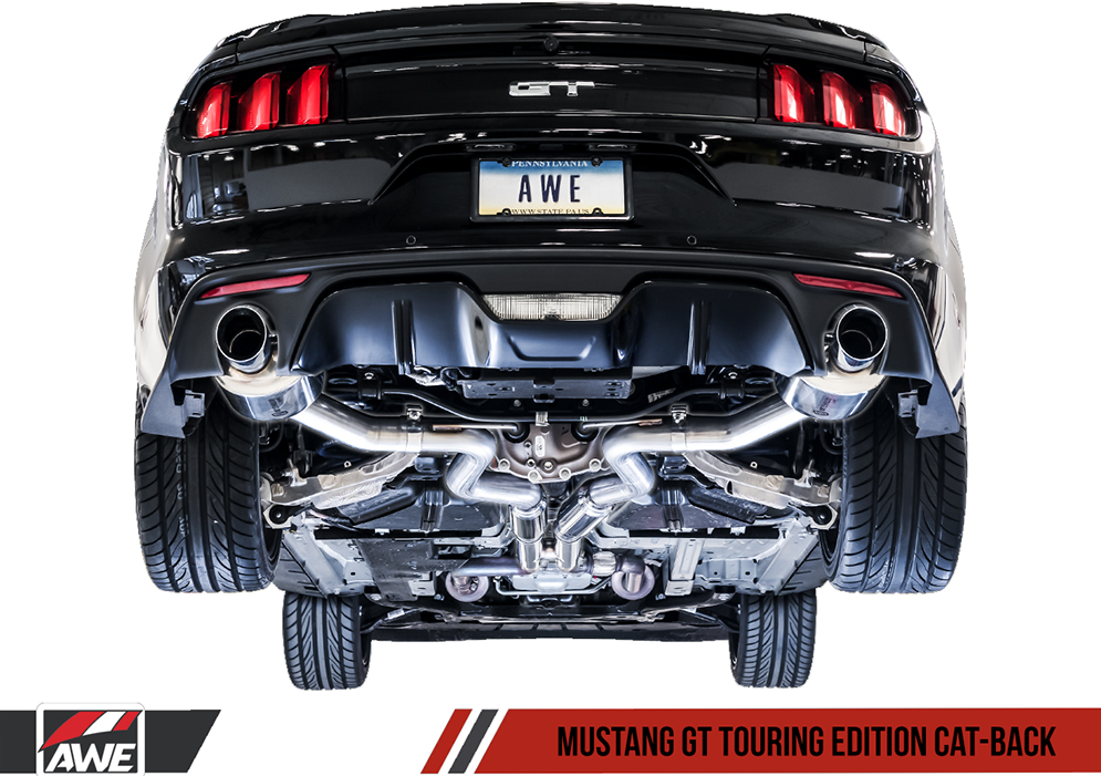 AWE Tuning Cat-Back Exhaust - Touring Edition (2)