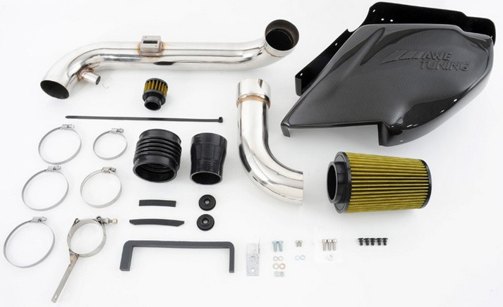 AWE Tuning Cold Cone Box Intake 8P A3 TSI
