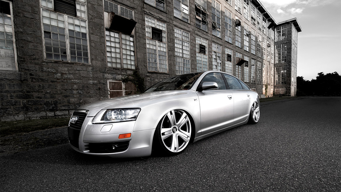 Air Lift Performance Kit Installed on Audi A4 B8 (3)