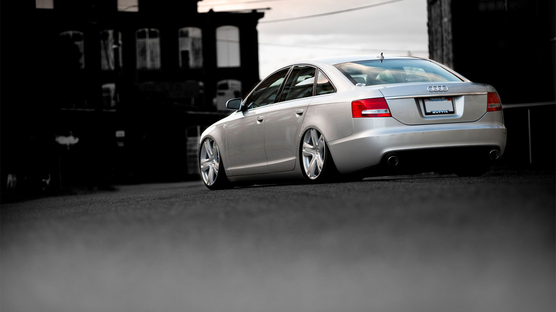 Air Lift Performance Kit Installed on Audi A4 B8 (4)
