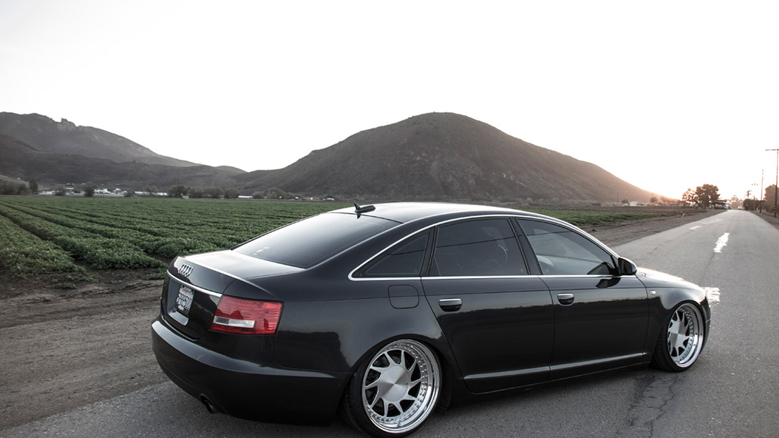 Air Lift Performance Kit Installed on Audi A4 B8 (5)