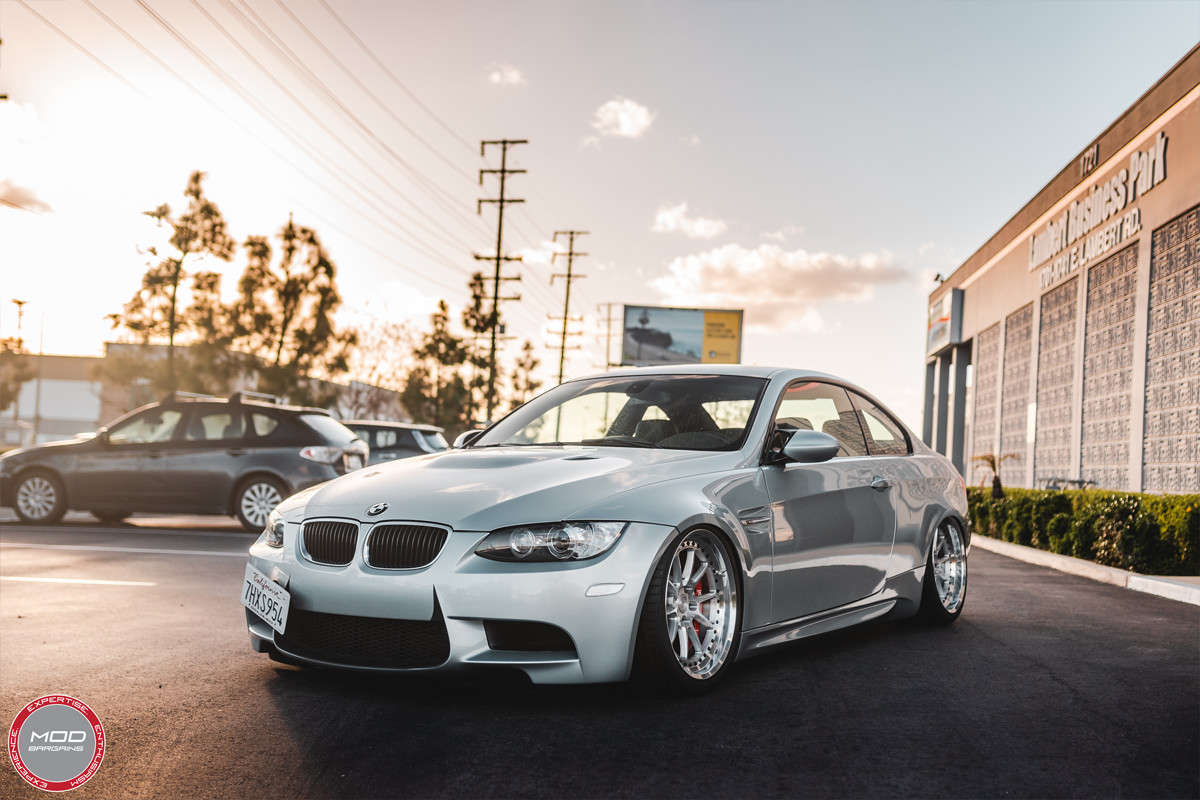 Air Lift Performance Kit Installed on BMW E92