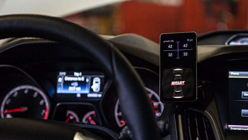Air Lift Performance 3P Air Management Controller