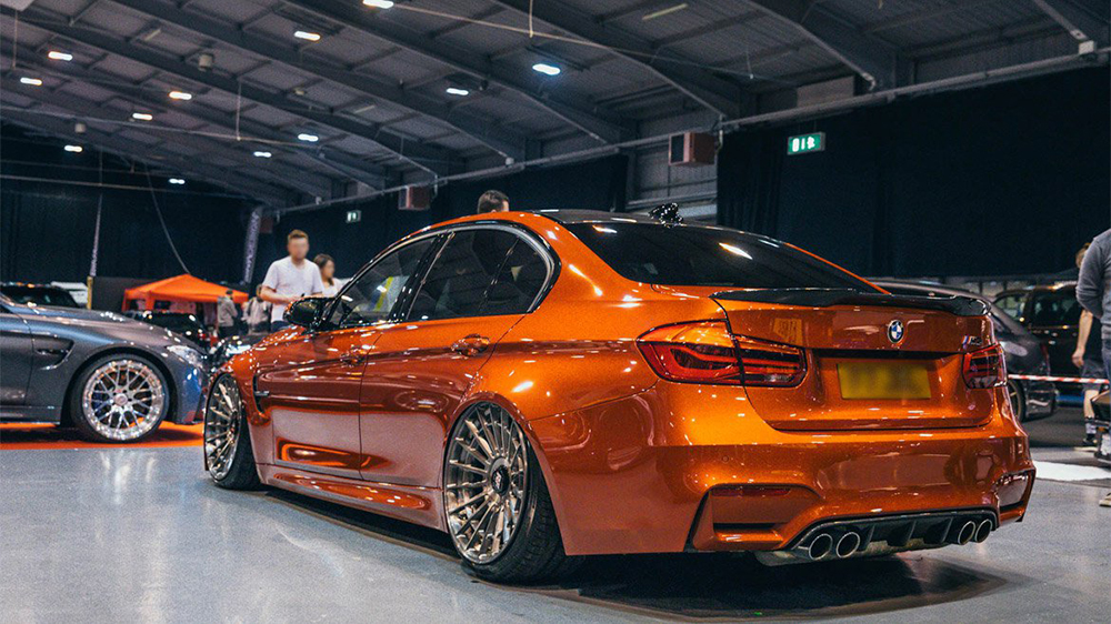 Air Lift Performance BMW M3 F80 (2)