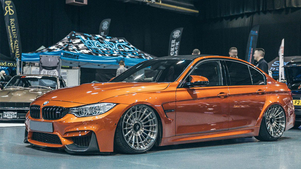 Air Lift Performance BMW M3 F80