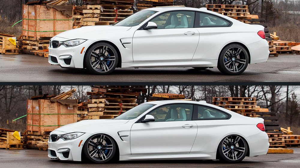 Air Lift Performance BMW M4 F82 F83 (2)