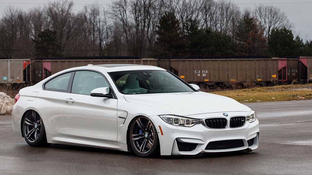 Air Lift Performance BMW M4 F82 F83 (3)