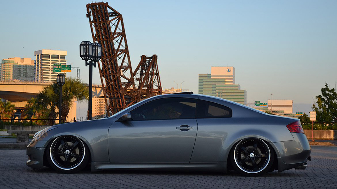 Air Lift Performance Kit Installed on Infiniti G35 (5)