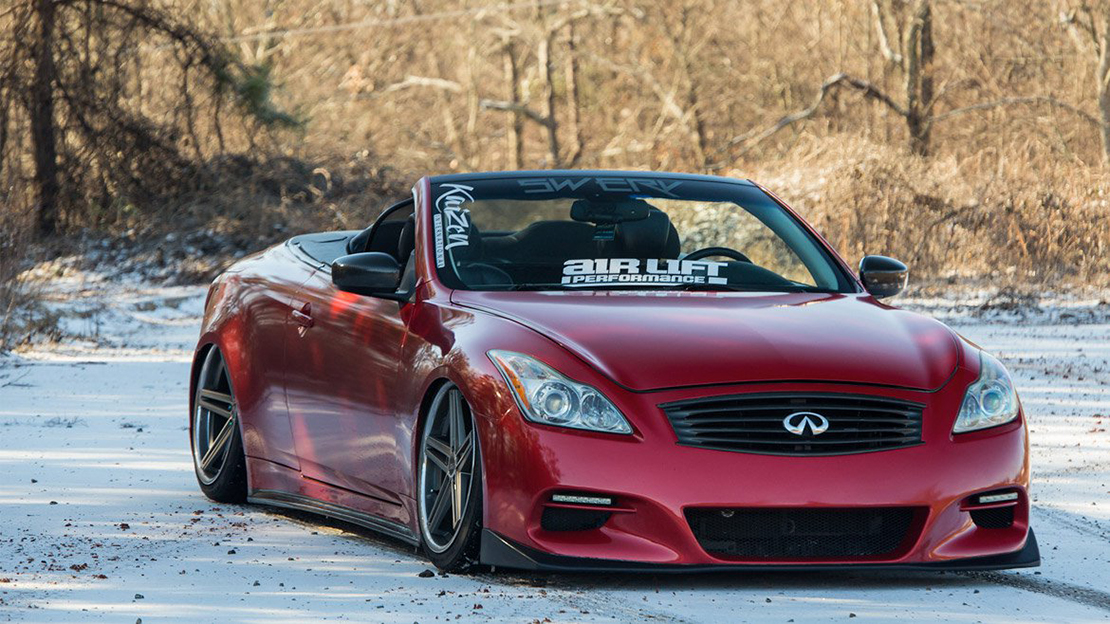 Air Lift Performance Kit Installed on Infiniti G37 (6)