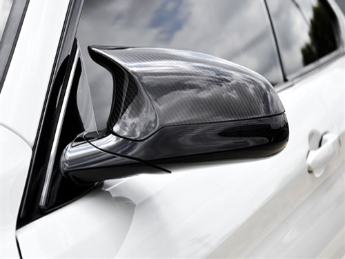 Carbon Fiber Direct Fit Carbon Fiber Mirror Covers BM-0147