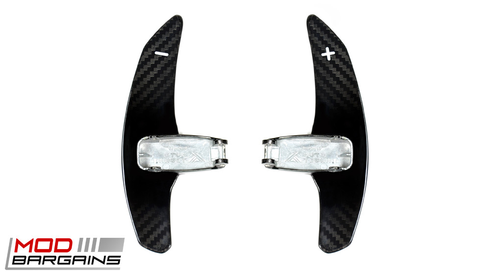 AUTOTECKNIC COMPETITION SHIFT PADDLES MERCEDES-BENZ AMG ATK-BM-0166 INSTALLED