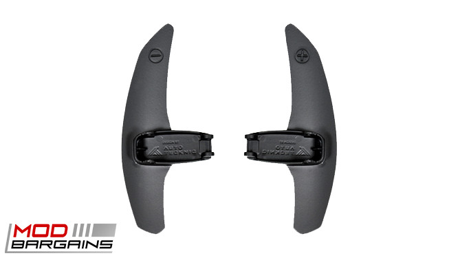 AUTOTECKNIC COMPETITION SHIFT PADDLES MERCEDES-BENZ AMG ATK-BM-0166 STEALTH BLACK
