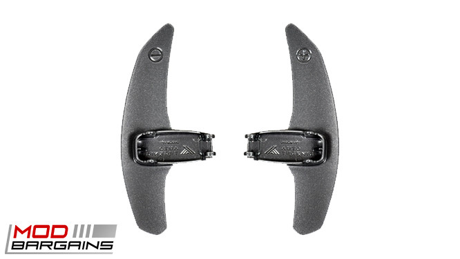 AUTOTECKNIC COMPETITION SHIFT PADDLES MERCEDES-BENZ AMG ATK-BM-0166 STEEL GREY