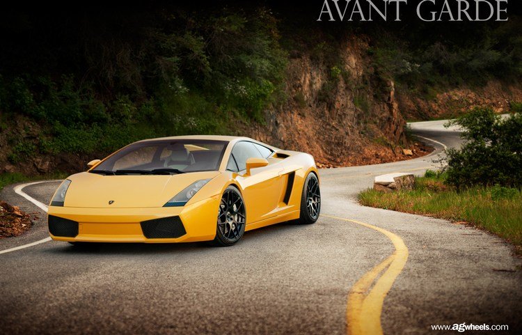 Avant Garde F310 Wheels Lamborghini Gallardo